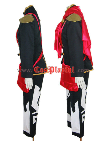 Inspired by Final Fantasy XIII Agito Cosplay Costume