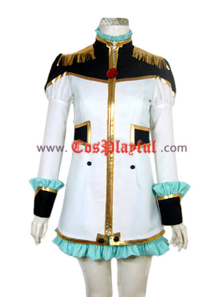 Inspired by Vanilla H Cosplay Uniform Costume from Galaxy Angel Cosplay