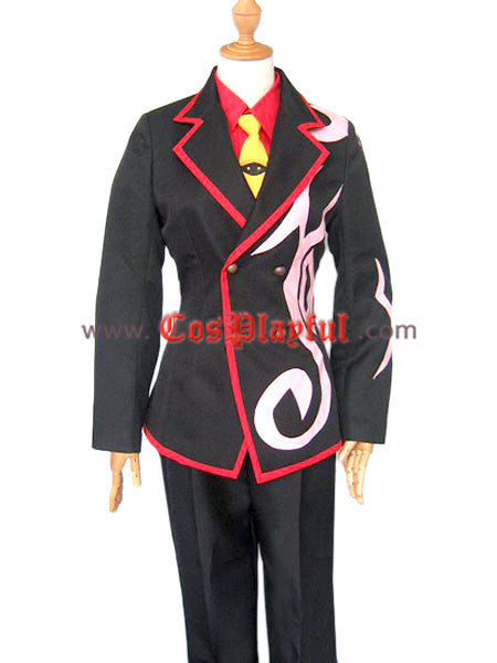 Inspired by Tales of the Abyss Dist the Rose Cosplay Costume