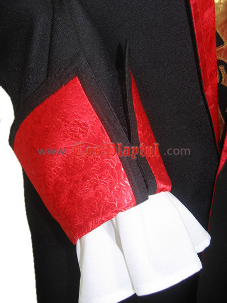 Inspired by Vampire Dracula Cosplay Costume