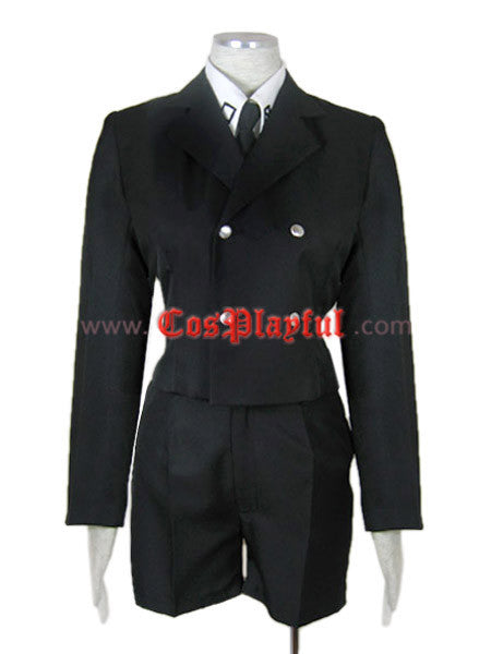 Inspired by Clamp School Detectives Nokoru Imonoyama Cosplay Costume: