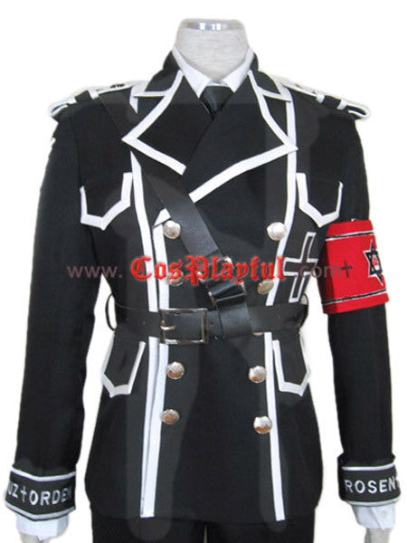 Inspired by Trinity Blood Rosen Kreuz Orden Cosplay Uniform Costume