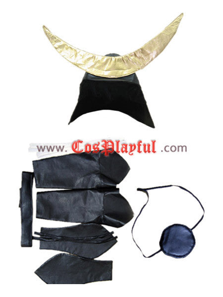 Inspired by Azure Dragon Date Masamune Cosplay Costume