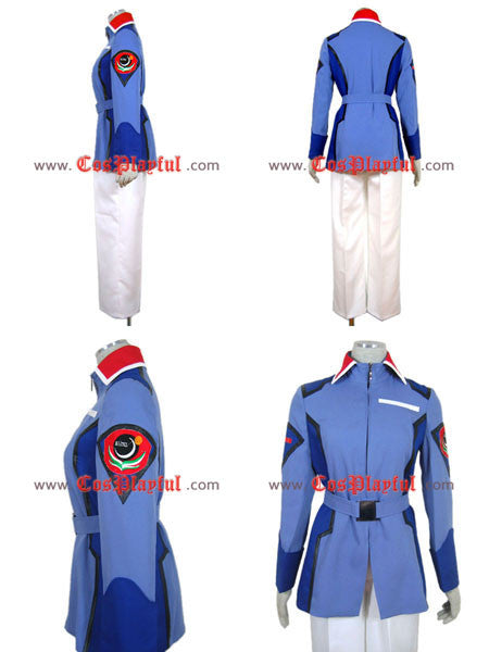 Inspired by Gundam Seed Cosplay Uniform