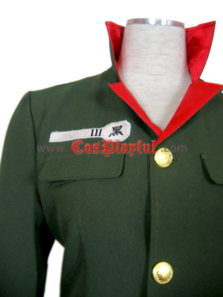 Inspired by Katekyo Home Tutor Hitman Reborn! Cosplay Uniform