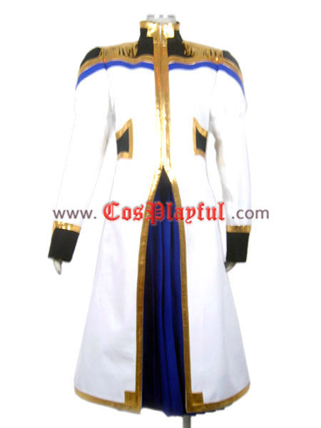 Inspired by Chitose Karasuma Cosplay Costume from Galaxy Angel Cosplay