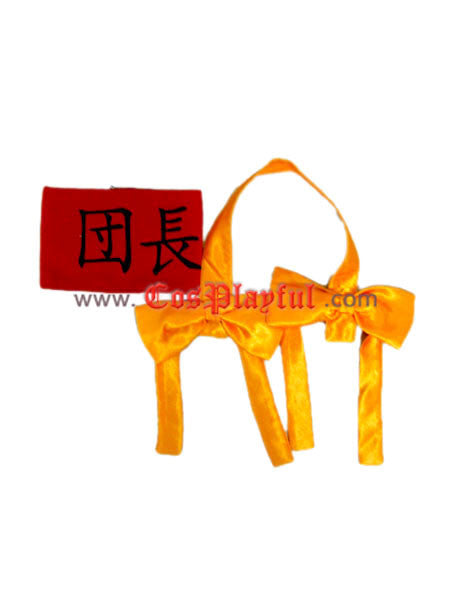 Inspired by Haruhi Suzumiya School Uniform Cosplay Costume