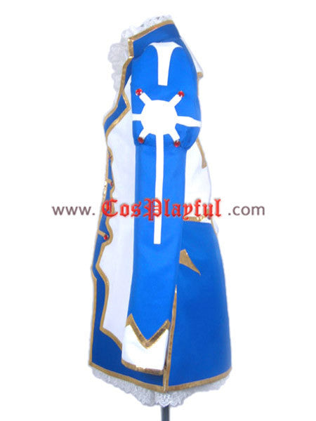 Inspired by Trinity Blood Lady Dress Cosplay Costume