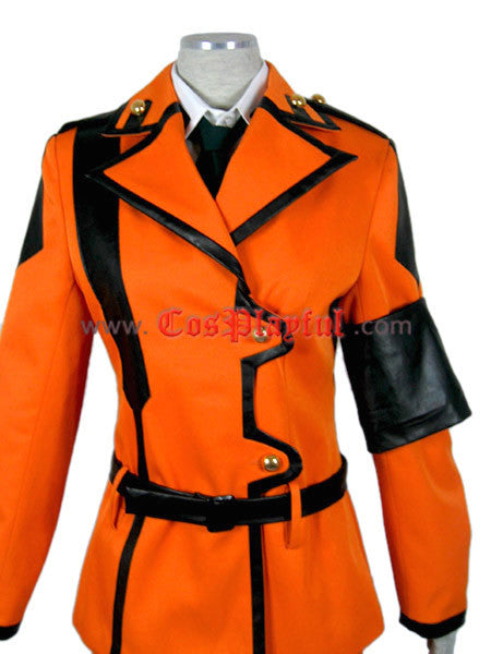 Inspired by Cecile Croomy Cosplay Uniform Costume
