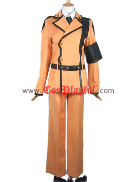 Inspired by Lloyd Asplund Cosplay Uniform Costume