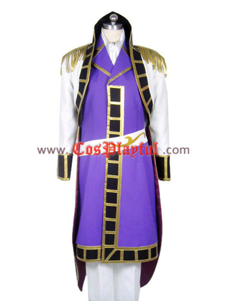 Inspired by Schneizel El Britannia Cosplay Costume