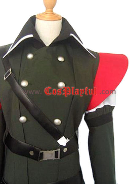 Inspired by Haruto Saionji Cosplay Uniform Costume