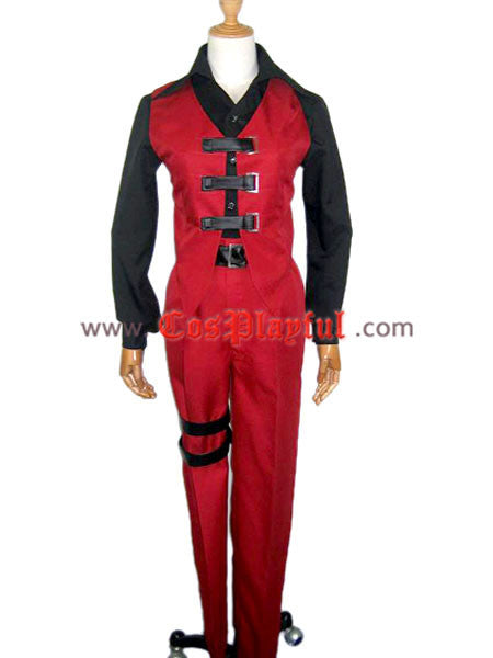 Inspired by Devil May Cry Dante Cosplay Costume