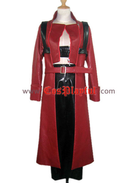 Inspired by Devil May Cry Dante Cosplay Costume 2