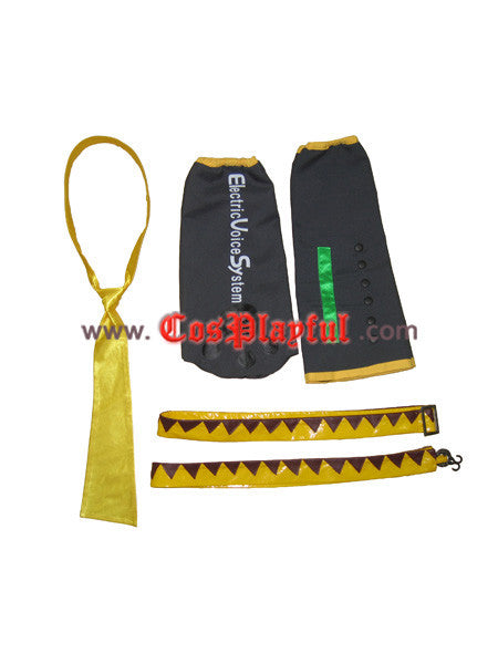 Inspired by Vocaloid 2 Kagamine Ren / Len Cosplay Costume