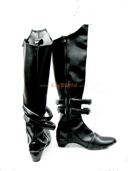 Inspired by D. Gray Man Lenalee Lee Cosplay Boots