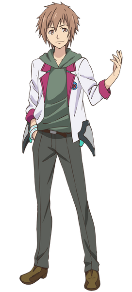 Custom Tailor Made Cosplay Costume Inspired by Eishirou Yabuki from The Asterisk War: The Academy City of the Water