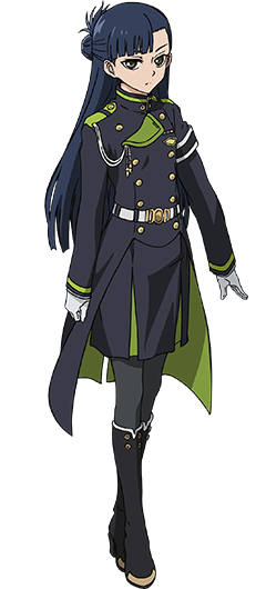 Custom Tailor Made Cosplay Costume Inspired by Shigure Yukimi from Seraph of the End