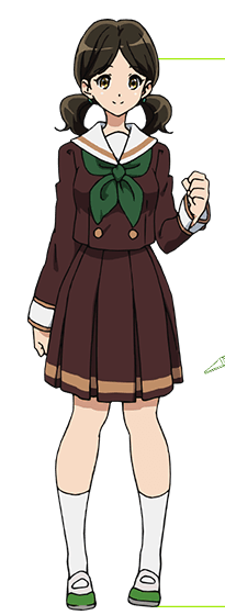 Custom Tailor Made Cosplay Costume Inspired by Haruka Ogasawara from Sound! Euphonium