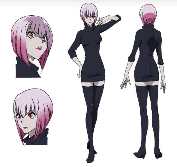 Custom Tailor Made Cosplay Costume Inspired by Valsh Rozzo Valctovoel Girika from Blood Blockade Battlefront