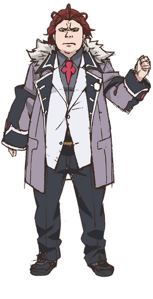 Custom Tailor Made Cosplay Costume Inspired by Dirk Eberwein from The Asterisk War: The Academy City of the Water
