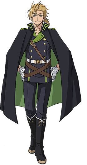 Custom Tailor Made Cosplay Costume Inspired by Norito Goshi from Seraph of the End