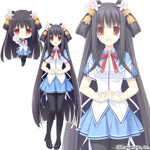 Custom Tailor Made Cosplay Costume Inspired by Saya Takanashi from Magical ☆ Dears