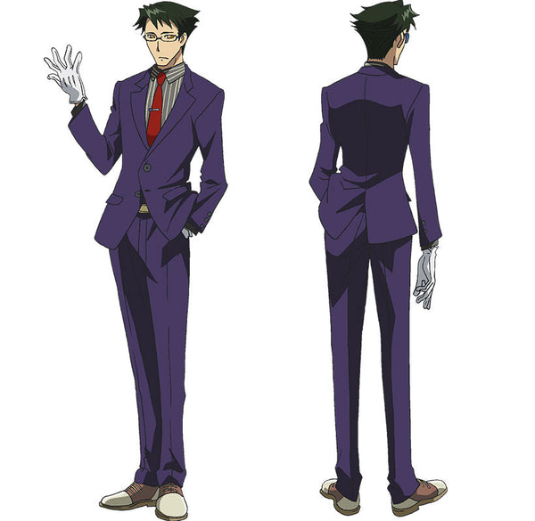 Custom Tailor Made Cosplay Costume Inspired by Raito Shiba from Concrete Revolutio