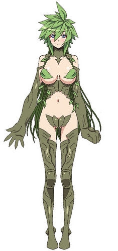 Custom Tailor Made Cosplay Costume Inspired by Kii from Everyday Monster Girls