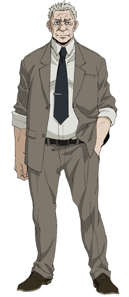 Custom Tailor Made Cosplay Costume Inspired by Chad Adkins from Gangsta