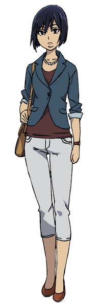 Custom Tailor Made Cosplay Costume Inspired by Sachiko Fujinuma from Erased