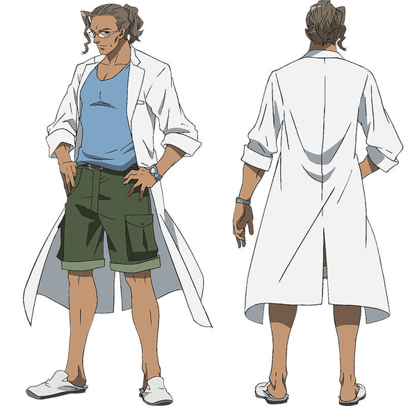 Custom Tailor Made Cosplay Costume Inspired by Magotake Hitoyoshi from Concrete Revolutio