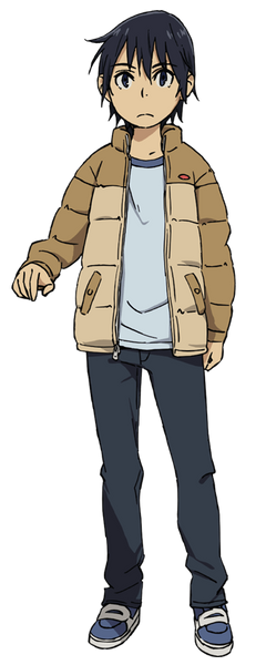 Custom Tailor Made Cosplay Costume Inspired by Satoru Fujinuma (child) from Erased