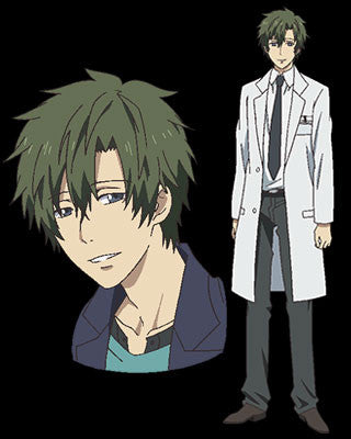 Custom Tailor Made Cosplay Costume Inspired by Nagamasa Midori from Aoharu x Machine Gun