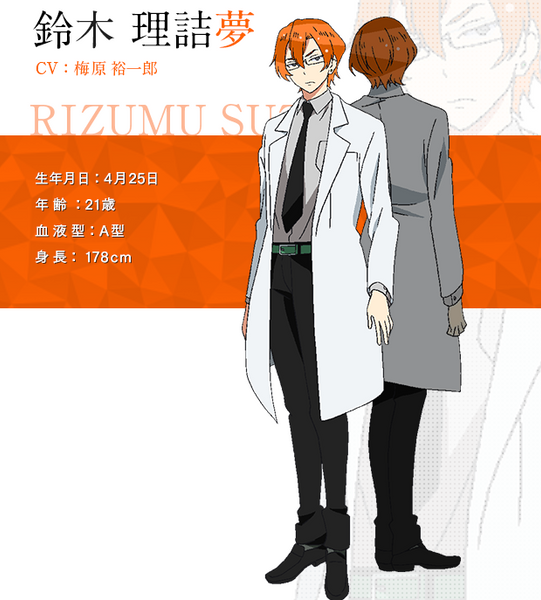 Custom Tailor Made Cosplay Costume Inspired by Rizumu Suzuki from Gatchaman Crowds Insight