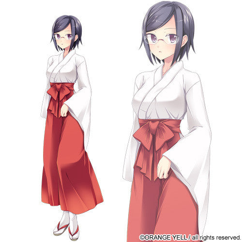 Custom Tailor Made Cosplay Costume Inspired by Yowame Hikagen from Sakura Nikagetsu