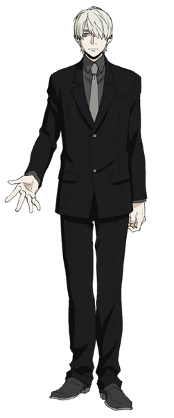 Custom Tailor Made Cosplay Costume Inspired by Delico from Gangsta