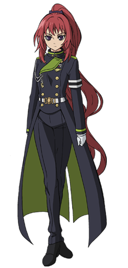 Custom Tailor Made Cosplay Costume Inspired by Mito Jujo from Seraph of the End