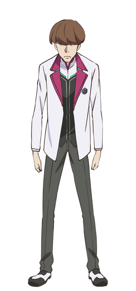 Custom Tailor Made Cosplay Costume Inspired by Silas Norman from The Asterisk War: The Academy City of the Water