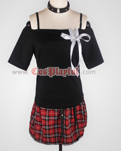 Inspired by Assassination Classroom Nagisa Shiota Cosplay Costume - Ver 1