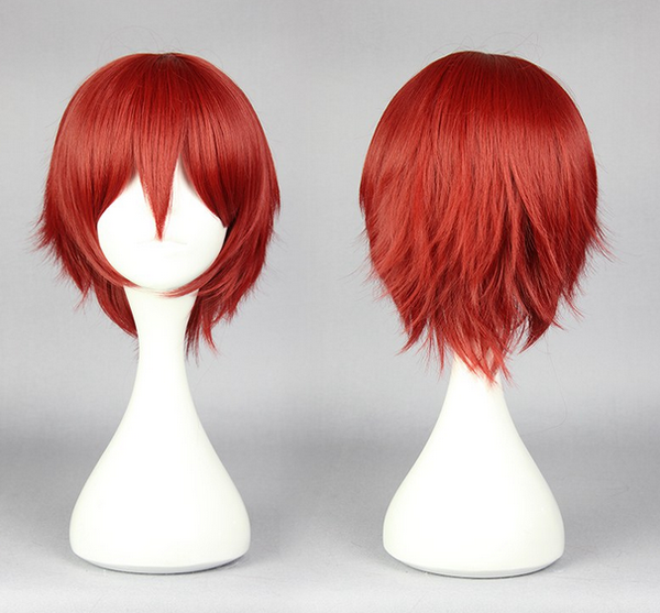 Inspired by Assassination Classroom Karma Akabane Cosplay Wig
