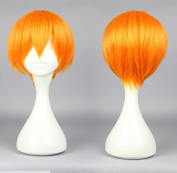 Inspired by Love Live Rin Hoshizora Cosplay Wig