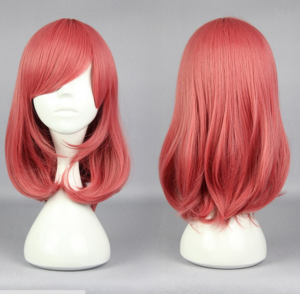 Inspired by Love Live Maki Nishikino Cosplay Wig