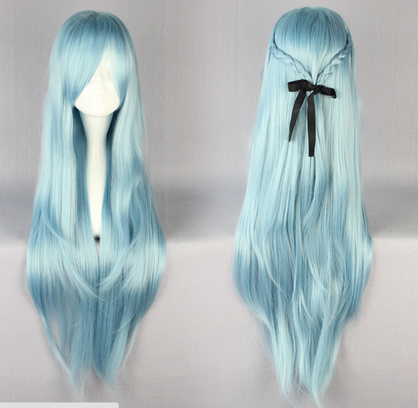 Inspired by Sword Art Online Asuna Fairy Dance Cosplay Wig