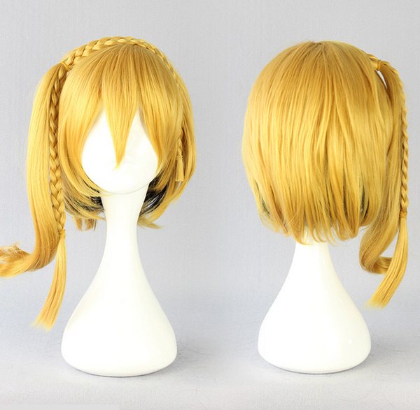 Inspired by Kagerou Project Momo Cosplay Wig