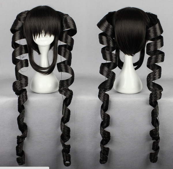 Inspired by Dangan Ronpa Celestia Cosplay Wig
