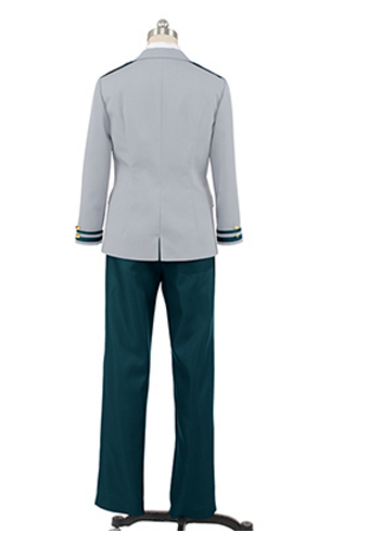 Inspired by My Hero Academia Boku no Hero Academia Izuku Midoriya Cosplay Costume School Uniform