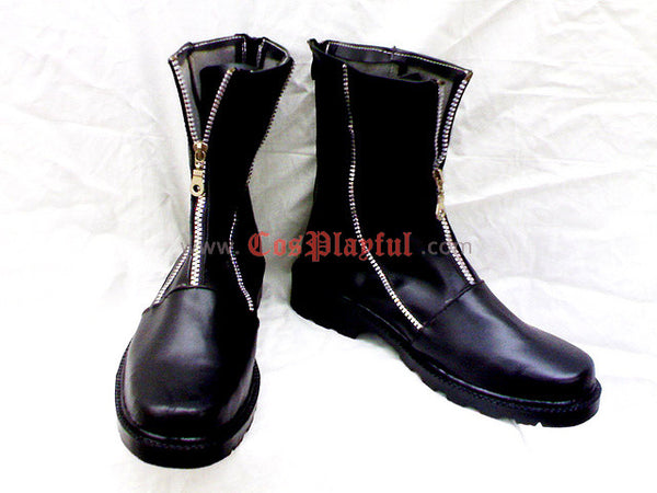 Inspired by Final Fantasy 7 Cloud Cosplay Boots / Cosplay Shoes