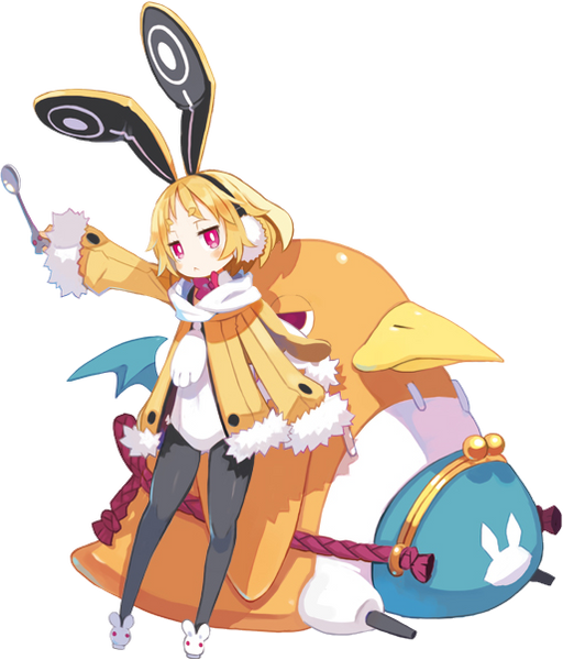 Custom Tailor Made Cosplay Costume Inspired by Usalia from Disgaea 5: Alliance of Vengeance