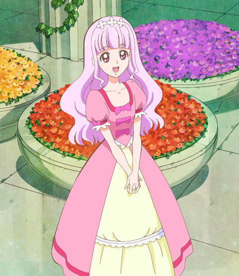 Custom Tailor Made Cosplay Costume Inspired by Chieri from Go! Princess PreCure